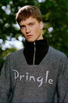 Pringle of Scotland Men's Spring 2019