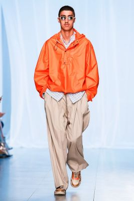 Qasimi Menswear Spring Summer 2019 London11