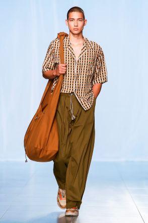 Qasimi Menswear Spring Summer 2019 London14
