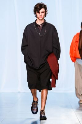 Qasimi Menswear Spring Summer 2019 London5