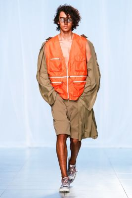 Qasimi Menswear Spring Summer 2019 London9