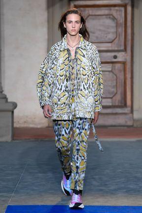 Roberto Cavalli Menswear Spring Summer 2019 Florence1