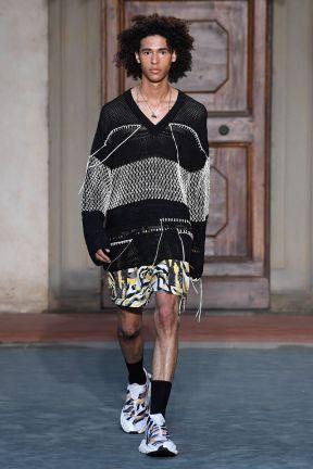 Roberto Cavalli Menswear Spring Summer 2019 Florence18