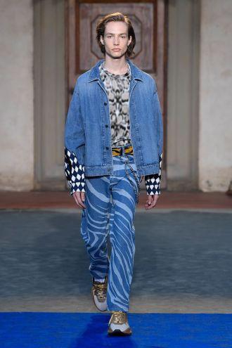 Roberto Cavalli Menswear Spring Summer 2019 Florence34