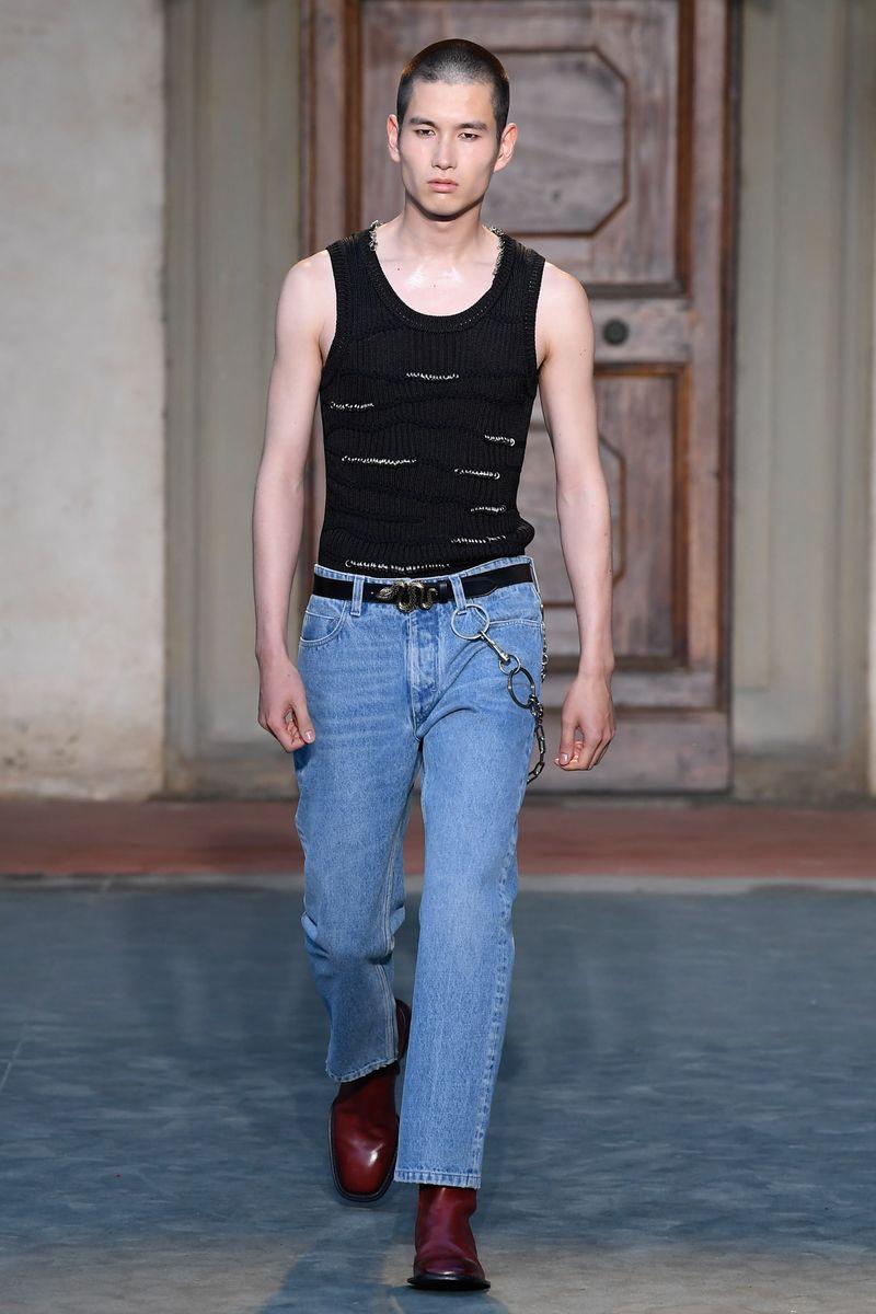 Roberto Cavalli Menswear Spring Summer 2019 Florence37