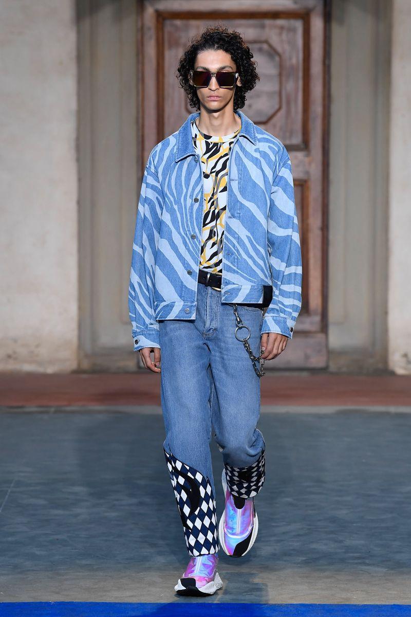 Roberto Cavalli Menswear Spring Summer 2019 Florence9