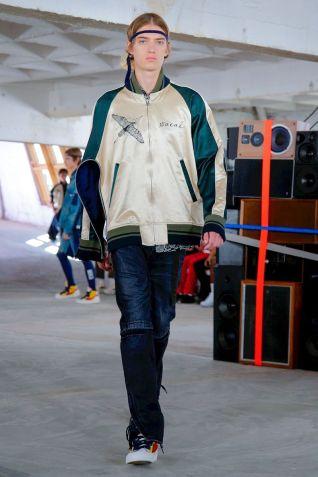 Sacai Menswear Spring Summer 2019 Paris14