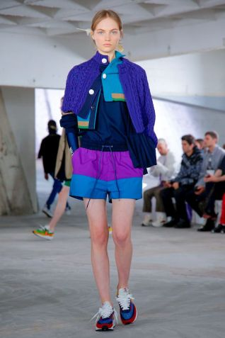 Sacai Menswear Spring Summer 2019 Paris25