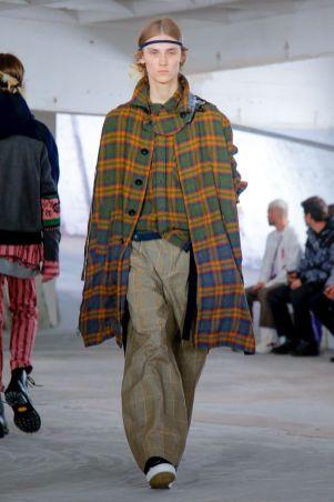 Sacai Menswear Spring Summer 2019 Paris27