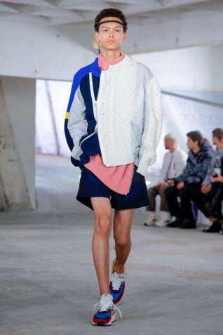 Sacai Menswear Spring Summer 2019 Paris31