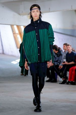 Sacai Menswear Spring Summer 2019 Paris38