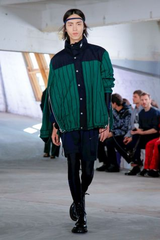 Sacai Menswear Spring Summer 2019 Paris38