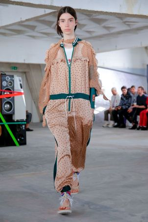 Sacai Menswear Spring Summer 2019 Paris40