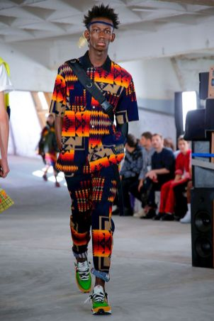 Sacai Menswear Spring Summer 2019 Paris45