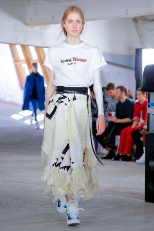 Sacai Menswear Spring Summer 2019 Paris5