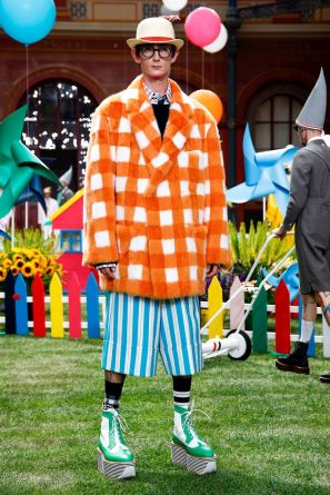 Thom Browne Menswear Spring Summer 2019 Paris1