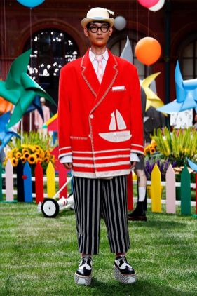 Thom Browne Menswear Spring Summer 2019 Paris11