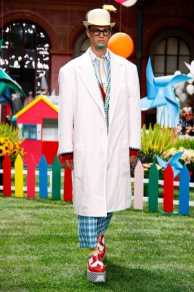 Thom Browne Menswear Spring Summer 2019 Paris12