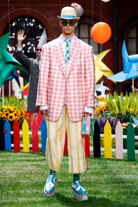 Thom Browne Menswear Spring Summer 2019 Paris15