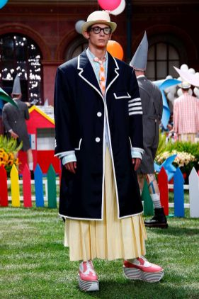 Thom Browne Menswear Spring Summer 2019 Paris18