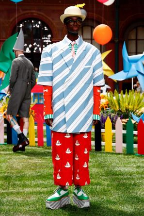 Thom Browne Menswear Spring Summer 2019 Paris20