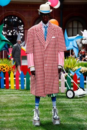 Thom Browne Menswear Spring Summer 2019 Paris21