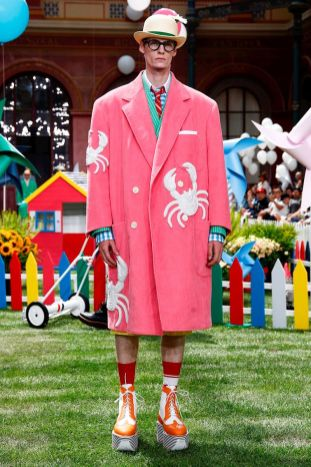 Thom Browne Menswear Spring Summer 2019 Paris23
