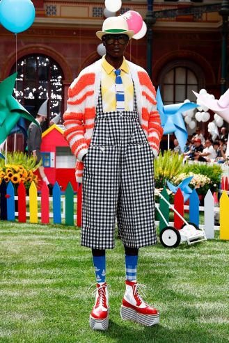 Thom Browne Menswear Spring Summer 2019 Paris24