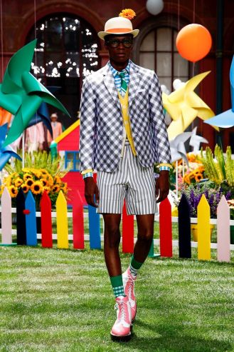 Thom Browne Menswear Spring Summer 2019 Paris36