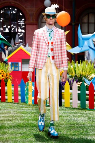 Thom Browne Menswear Spring Summer 2019 Paris40
