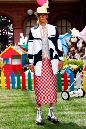 Thom Browne Menswear Spring Summer 2019 Paris42