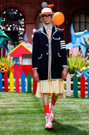 Thom Browne Menswear Spring Summer 2019 Paris47