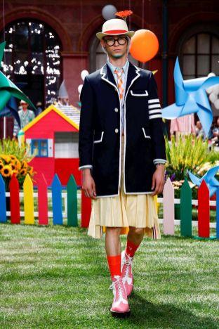 Thom Browne Menswear Spring Summer 2019 Paris47