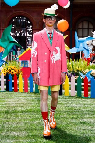 Thom Browne Menswear Spring Summer 2019 Paris51