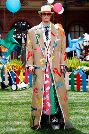 Thom Browne Menswear Spring Summer 2019 Paris56