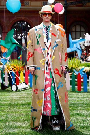 Thom Browne Menswear Spring Summer 2019 Paris56