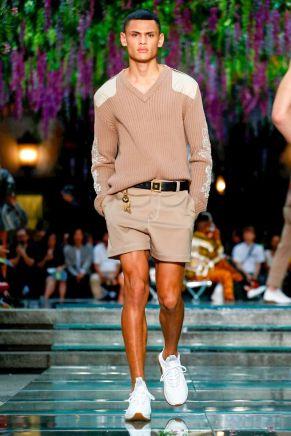 Versace Menswear Spring Summer 2019 Milan10