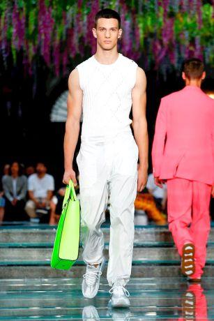 Versace Menswear Spring Summer 2019 Milan24