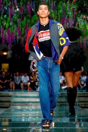 Versace Menswear Spring Summer 2019 Milan3