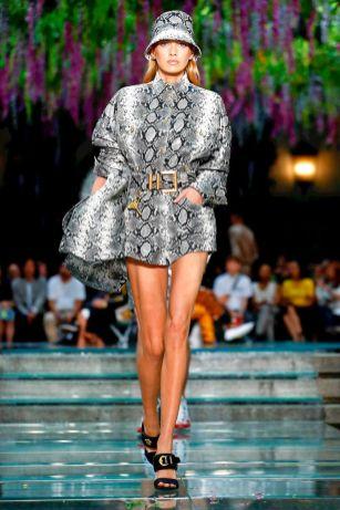 Versace Menswear Spring Summer 2019 Milan33