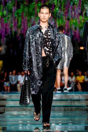 Versace Menswear Spring Summer 2019 Milan35