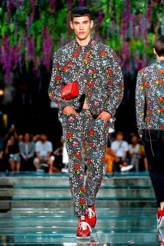 Versace Menswear Spring Summer 2019 Milan40