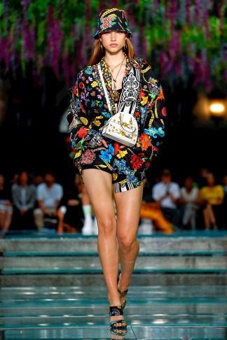 Versace Menswear Spring Summer 2019 Milan47