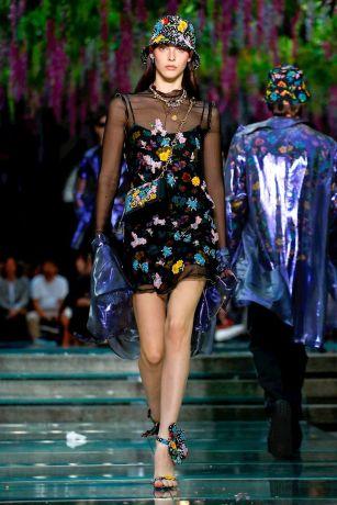 Versace Menswear Spring Summer 2019 Milan48