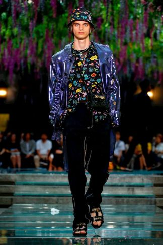 Versace Menswear Spring Summer 2019 Milan49