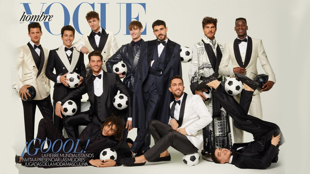 Vogue Hombre SS18 Editorial
