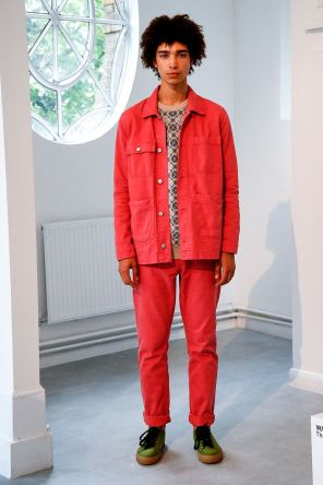 Wood Wood Menswear Spring Summer 2019 London21