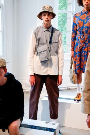 Wood Wood Menswear Spring Summer 2019 London7