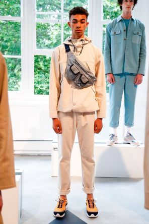 Wood Wood Menswear Spring Summer 2019 London8