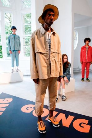 Wood Wood Menswear Spring Summer 2019 London9
